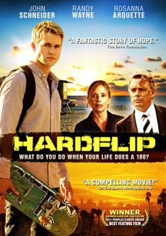 Tükörcsavar - Hardflip film egy kamasz fiúról, akit anyja nevel egyedül. A nehézségek elől a fiú a gördeszkázásba és a füves cigarettába menekül.
